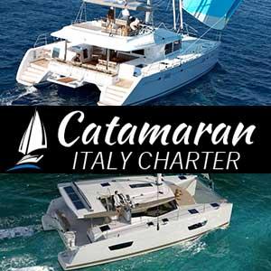 Catamaran Charter Italy