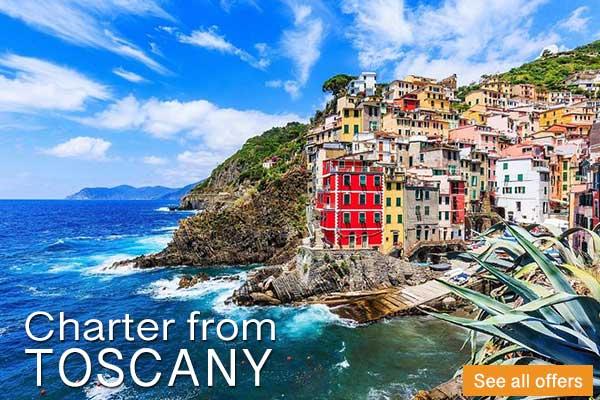 Catamarans Toscany