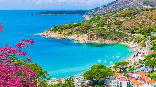 Catamaran Charter Italy The Tuscan Islands Argentario