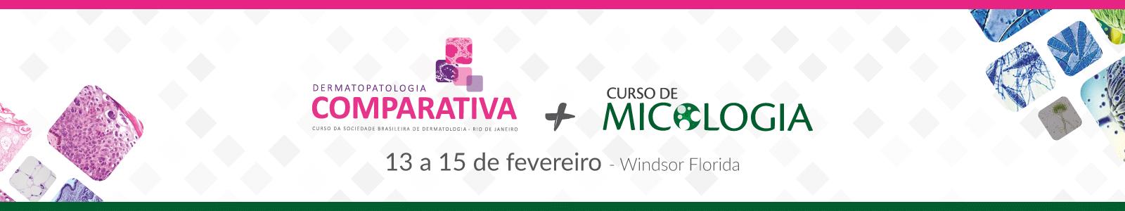 CURSO DE DERMATOPATOLOGIA + CURSO DE MICOLOGIA 2020