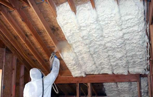 Both Vented And Unvented Attics Work Spray Foam Advisor