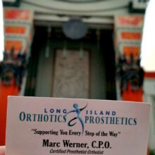 Long Island Orthotics & Prosthetics Travel Pic