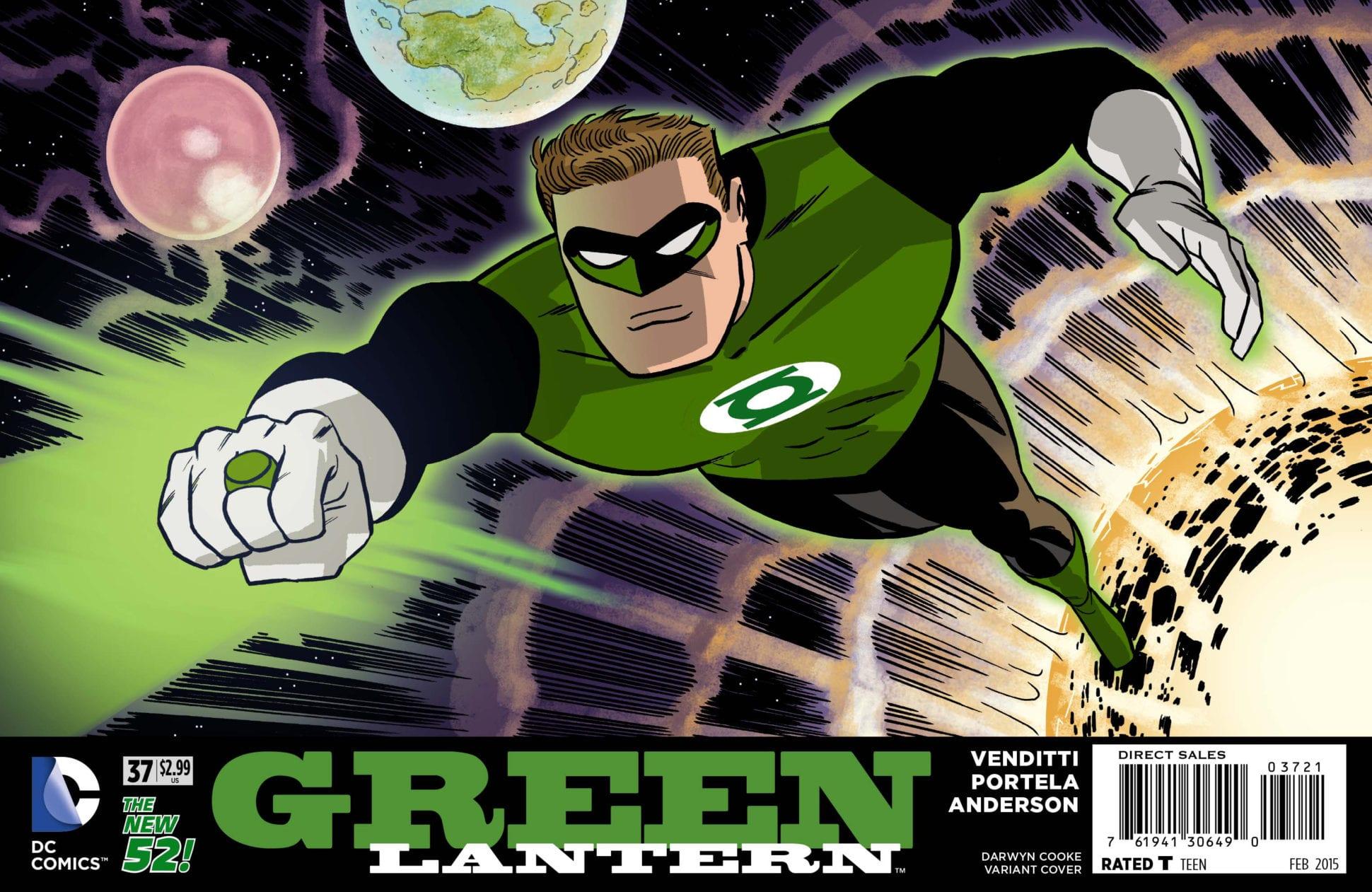 Green Lantern #37