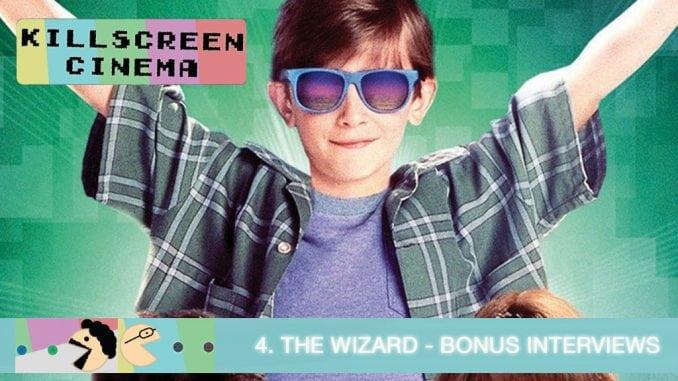 The Wizard - Interviews