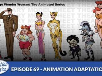 Animation Adaptations