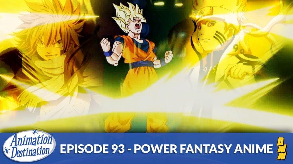 Power Fantasy Anime