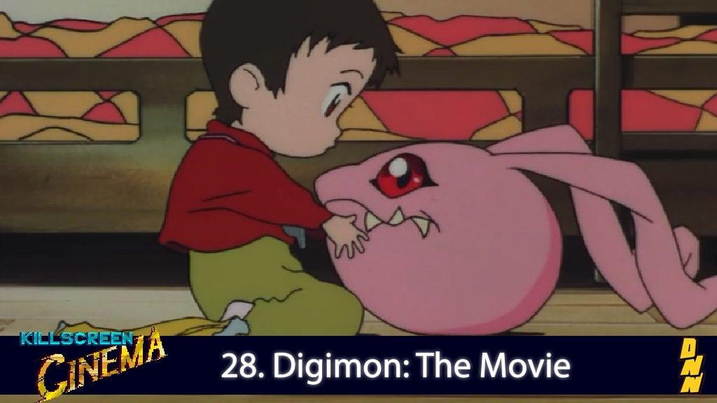 Digimon The Movie