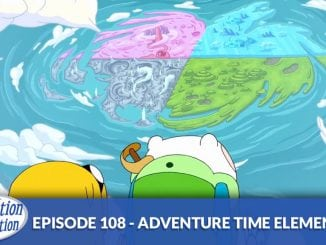 Adventure Time Elements