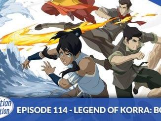 Legend of Korra Book 1