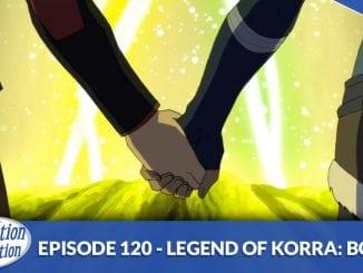 Legend of Korra: Book 4