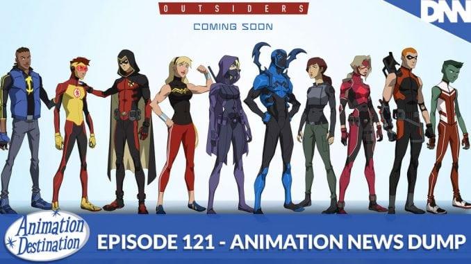 Animation News Dump