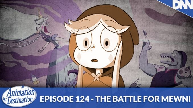 Star Vs The Forces of Evil: The Battle for Mewni