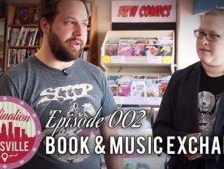 Book & Music Exchange - Bardstown Rd.