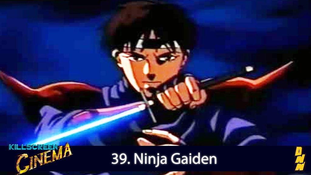 Ninja Gaiden OVA
