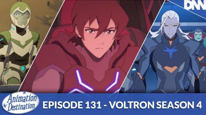 Voltron Season 4