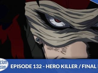 My Hero Academia: Hero Killer