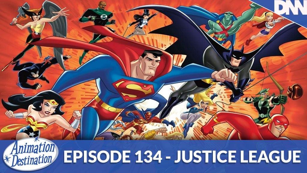 Justice League Animated