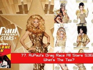 RuPaul's all stars 3 drag race