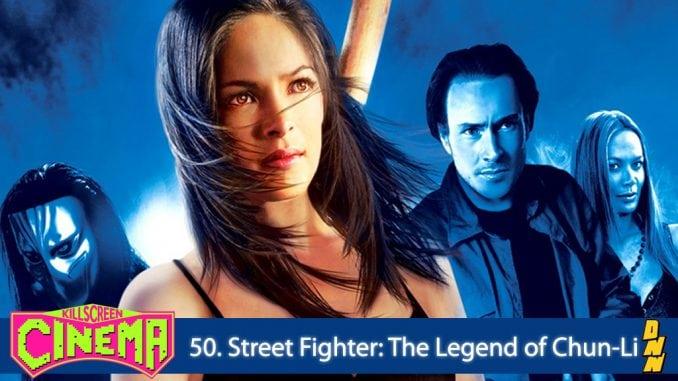 Street Figher Legend of Chun-Li