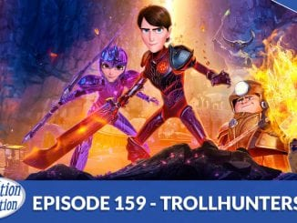 Trollhunters season 3
