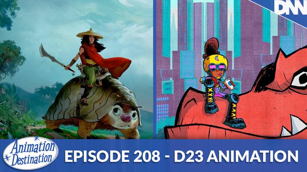 D23 Animation