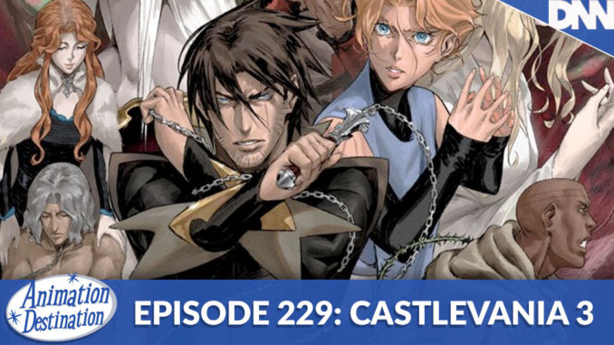 the castlevania cast