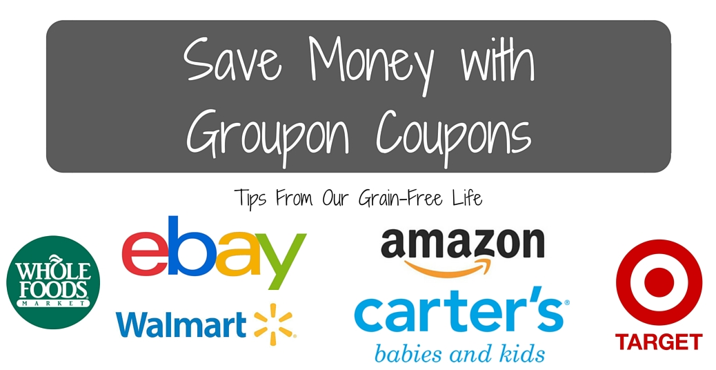 Using Groupon Coupons to Save Money on Healthy Food