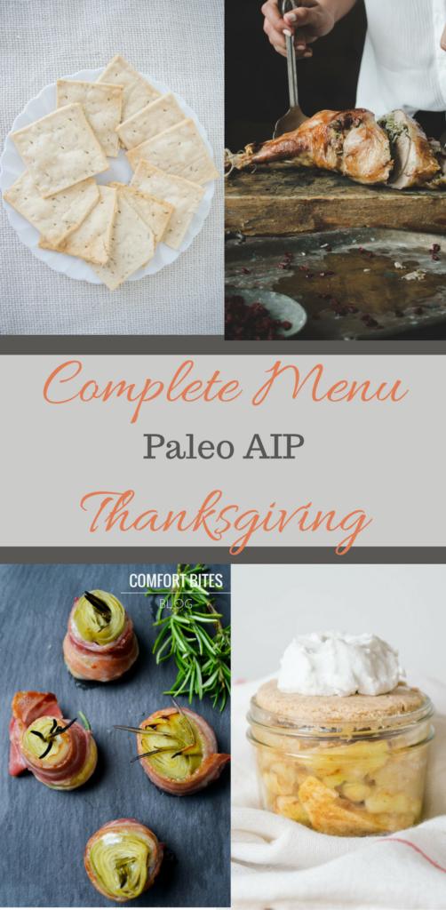 autoimmune protocol thanksgiving