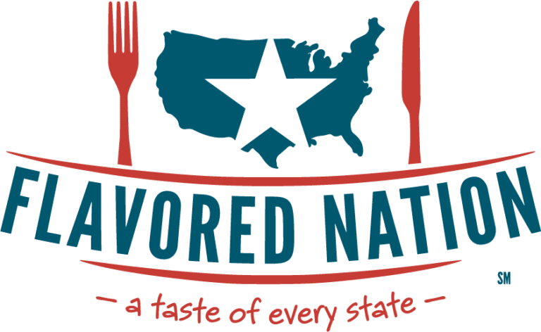 Flavored Nation Logo
