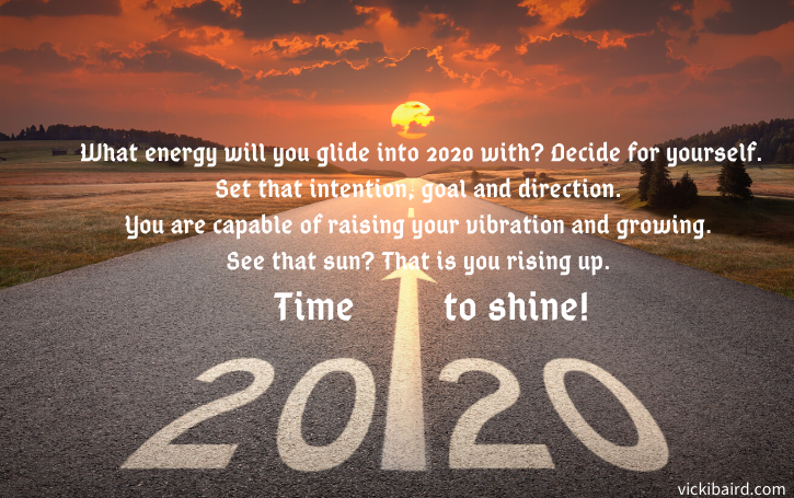 What does the energy for 2020 look like?