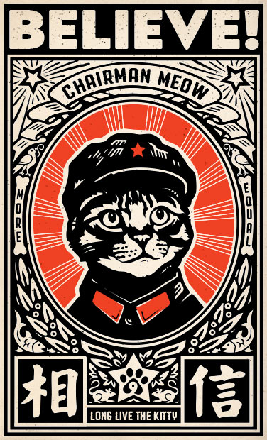 chairman meow some animals more equal than others