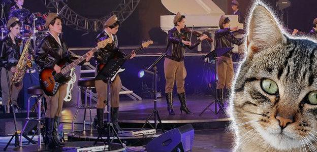chairman meow north korea girl band2