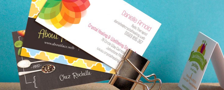 delivery speed business cards