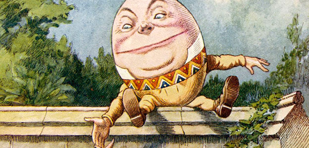humpty dumpty gold