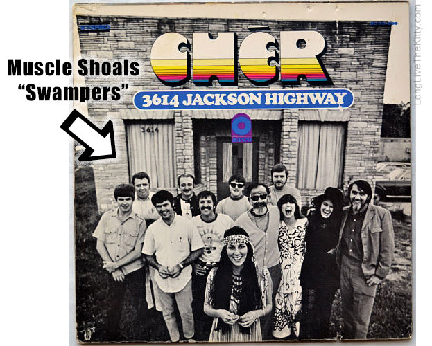 Muscle shoals swampers