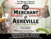 "World Premiere ""The Merchant of Asheville"""