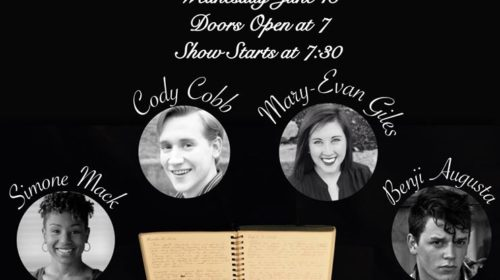 """SPECIAL PREVIEW: """"Letters from the Public"""" Adapted Into Songs at Coffee Underground"""