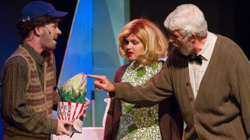 REVIEW: Man-Eating Plant Invades Younts Center in FIRE Theatre Opener