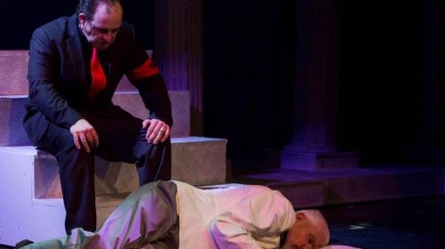 REVIEW: The Ides of March Is Upon Us in FIRE Theatre's Stylish 'Julius Caesar'