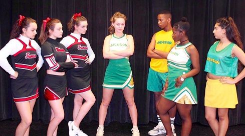 REVIEW: It's Already Been Brought in Woodmont High's Spirited Cheer Musical 'Bring It On'