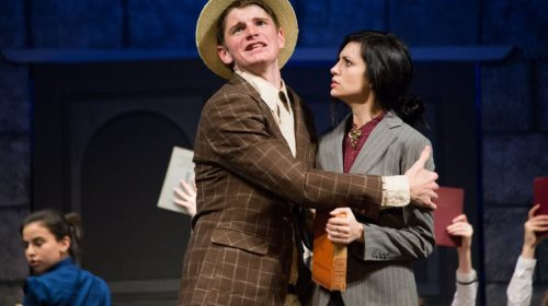 REVIEW: Artios' Irresistible 'Music Man' is Giving Lessons at Younts Center