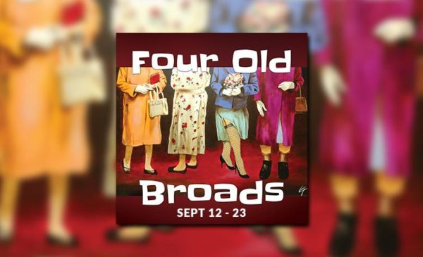 'Four Old Broads' at Centre Stage @ Center Stage | Greenville | South Carolina | United States