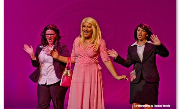'Legally Blonde: The Musical' at The Spartanburg Little Theatre @ Chapman Cultural Center | Spartanburg | South Carolina | United States