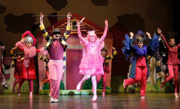 'Pinkalicious' at SC Children's Theatre @ Peace Center Gunter Theatre
