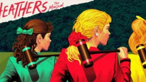 REVIEW: Dear Diary, The 'Heathers' Get Even Meaner in Stage Musical at Theatre Converse