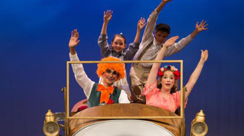 REVIEW: Artios Greenville's 'Chitty Chitty Bang Bang' is Truly Scrumptious