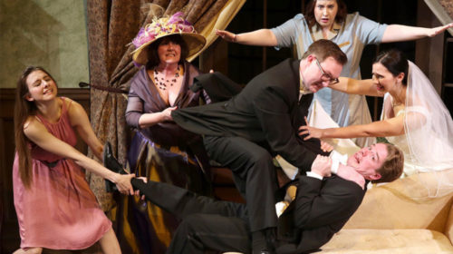 REVIEW: Greenville Little Theatre's 'Perfect Wedding' is the Perfect Farce