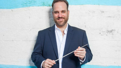 REVIEW: At 90, Spartanburg Philharmonic Ushers in New Maestro, New Era, New Name