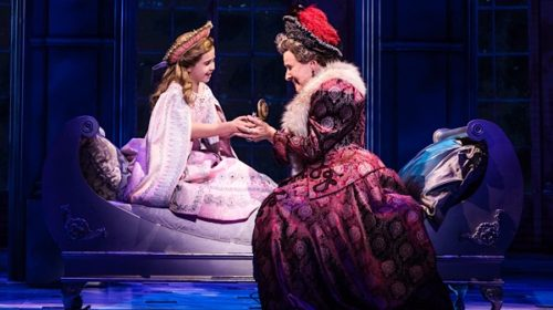 REVIEW: 'Anastasia' is Beautiful But Not Enchanting
