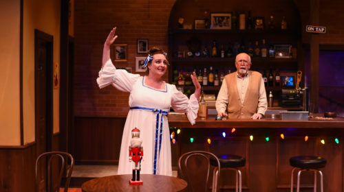REVIEW: Christmas on the Rocks Redux at The Warehouse